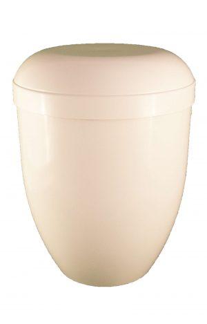 ❤ Bio Urne weiß glänzend schön kaufen ჱܓ
