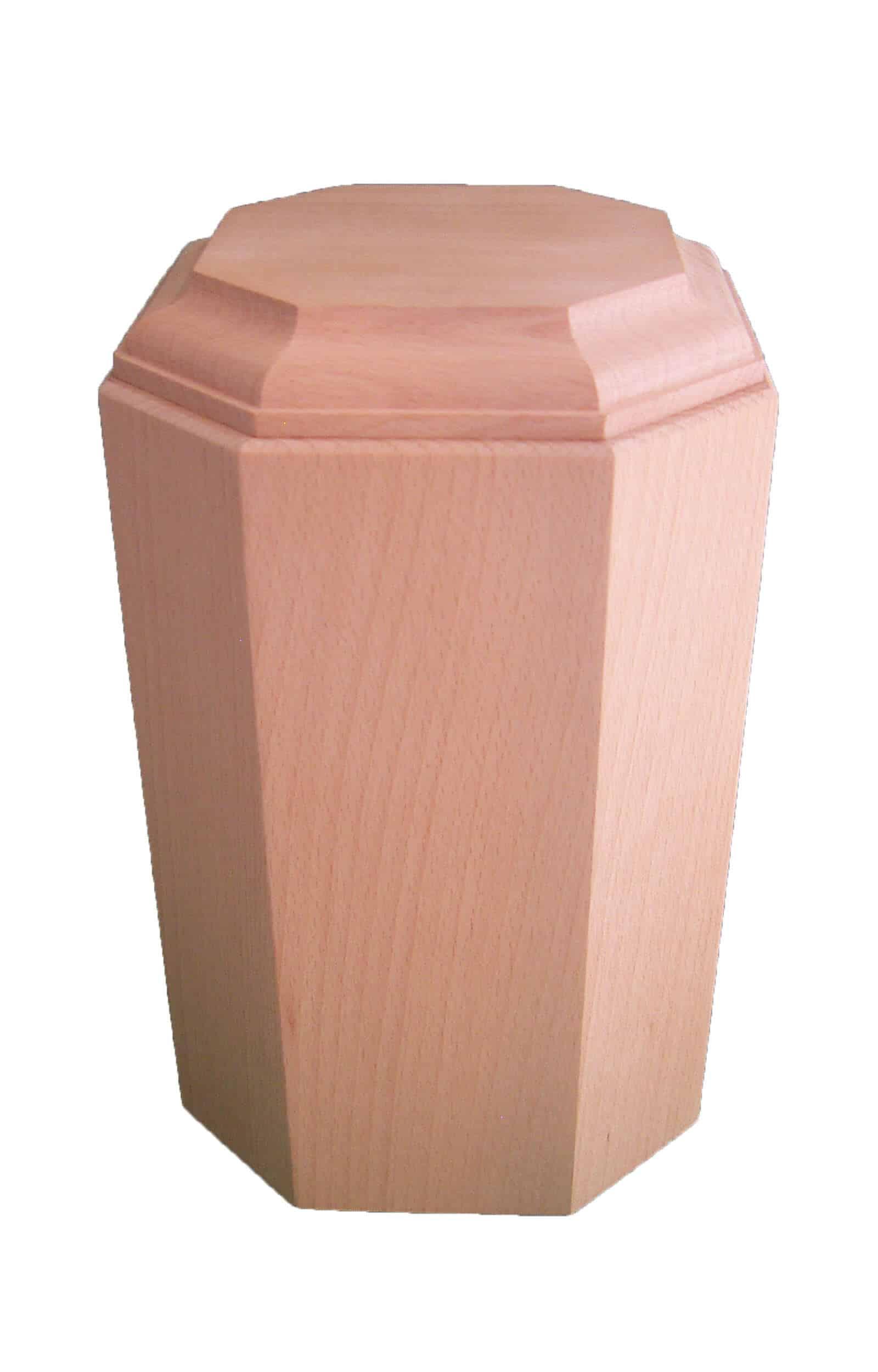 HB3104 buchenholz Urne kaufen Holzuren 100% natürlich