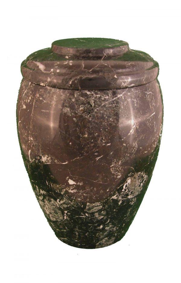 ✰ Black Zebra Marmor Urne ✰ schwarz weiss ✰ Urnen kaufen ⇒