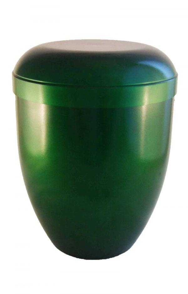 ❤ Bio Urne grün glänzend schön kaufen ჱܓ
