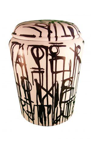 Künstler Urne - Bio Urne