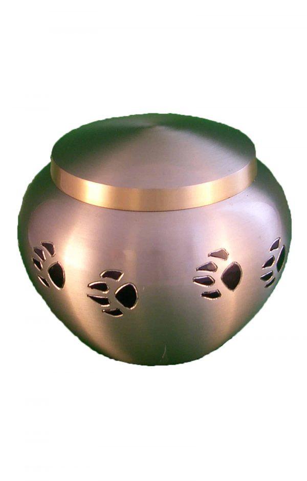 de-TIB965-silber-farbene-und-schwarze-pfotenabdruck-tier-urne